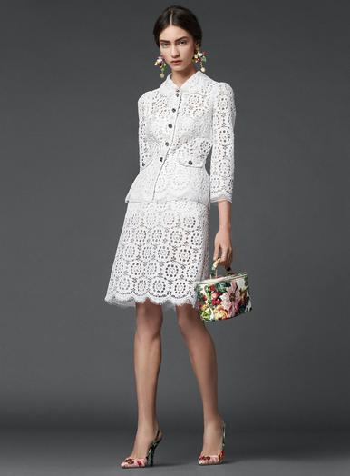 Wedding Skirt Suit