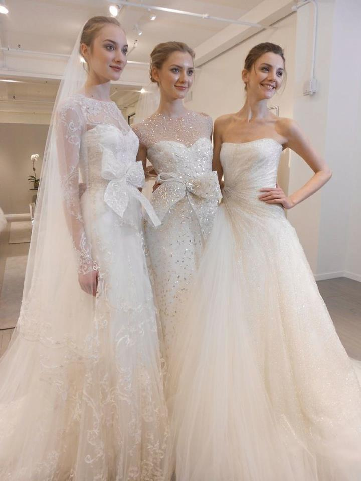 How Monique Lhuillier Wedding Dresses Woos Brides and Celebrities?