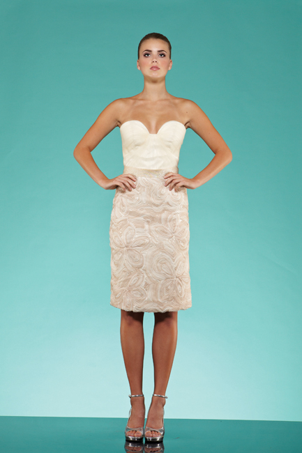 Fashion Trends for Short Wedding Dresses