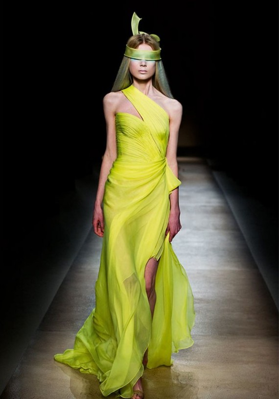 Colored Wedding Dresses Ready to Make a Powerful Fashion Statement