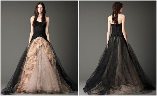 How romantic are vera wang wedding dresses what makes a wedding dress a vera wang junglespirit Image collections