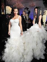 how romantic are vera wang wedding dresses