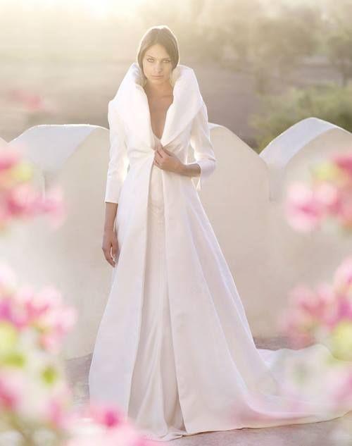 Y Winter Wedding Dress Styles
