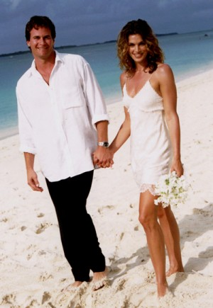 Casual Beach Wedding Dresses Glammed Up