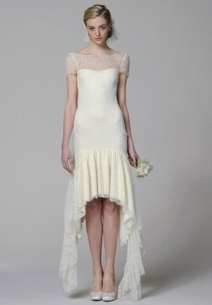 Long Short Wedding Dresses