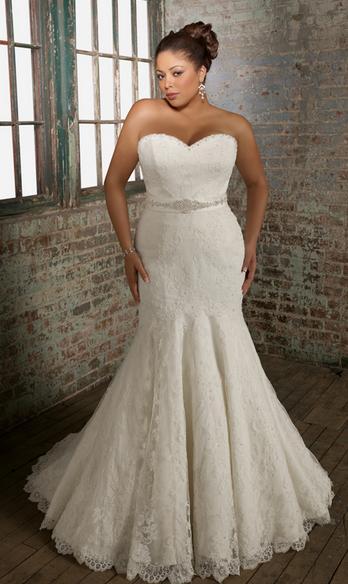 The Plus Size Wedding Dresses Challenge